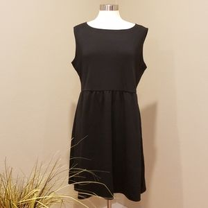 OLD NAVY Black Tank Dress Size XL Petite